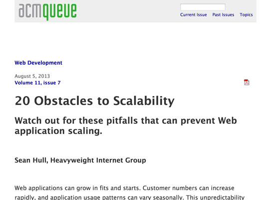 Scalability Rules 50 Principles For Scaling Web Sites Pdf